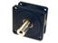 Schaftverstärkung für NEMA 23 Motoren. Yaskawa/Omron Flansch und Schaft